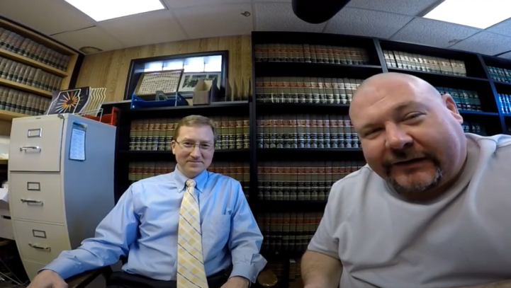Personal Injury Law With Ken Hoopes – Positively Muskegon